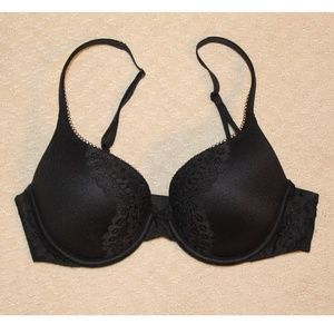 NWOT Body by Victoria Black Bra